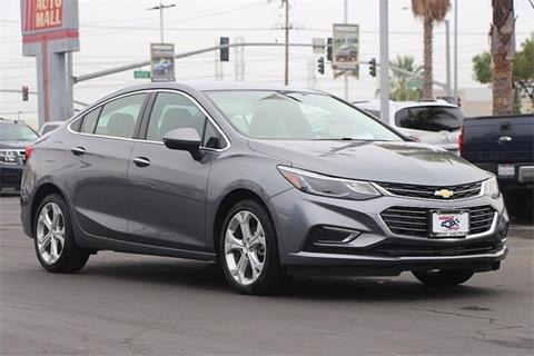 2018 Chevrolet Cruze for sale in Fremont, CA