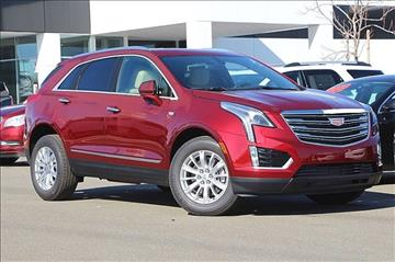 2017 Cadillac XT5 for sale in Fremont, CA