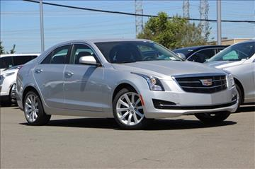 2017 Cadillac ATS for sale in Fremont, CA