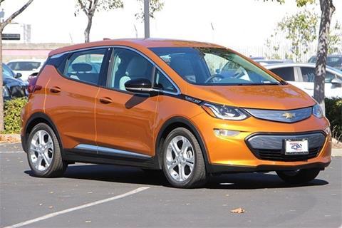 2017 Chevrolet Bolt EV for sale in Fremont, CA