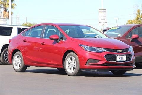 2018 Chevrolet Cruze for sale in Fremont, CA
