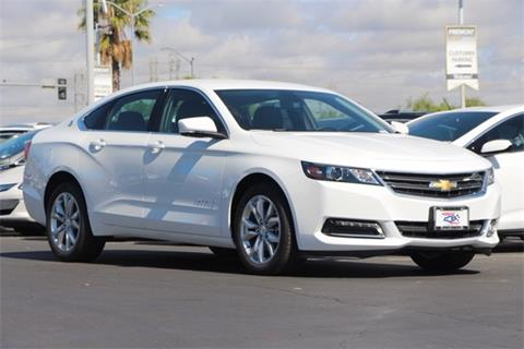 2018 Chevrolet Impala for sale in Fremont, CA
