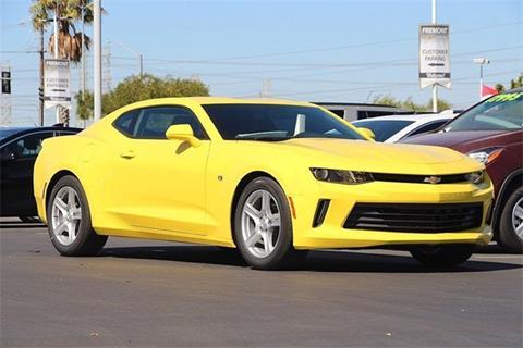 2018 Chevrolet Camaro for sale in Fremont, CA