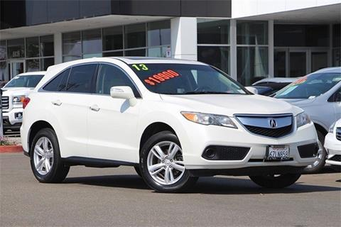 2013 Acura RDX for sale in Fremont, CA