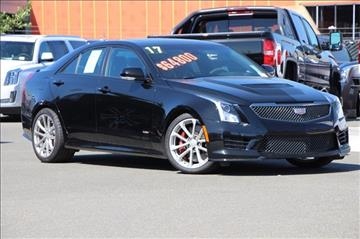 2017 Cadillac ATS-V for sale in Fremont, CA