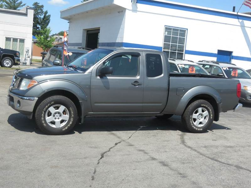 2006 nissan frontier se 4dr king cab 4wd sb w manual in concord nh price auto sales. Black Bedroom Furniture Sets. Home Design Ideas