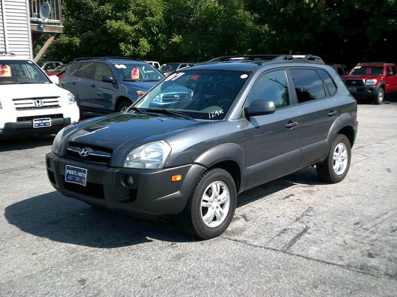 2007 hyundai tucson se 4dr suv 4wd in concord nh price. Black Bedroom Furniture Sets. Home Design Ideas