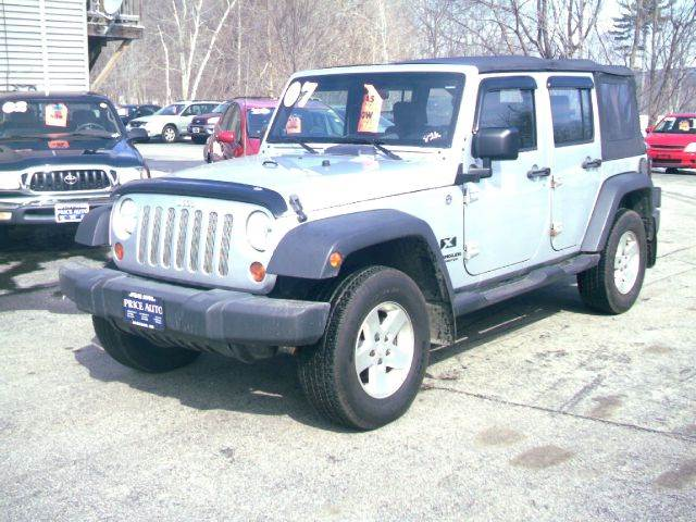 2007 jeep wrangler unlimited x 4dr suv 4wd in concord bow. Black Bedroom Furniture Sets. Home Design Ideas