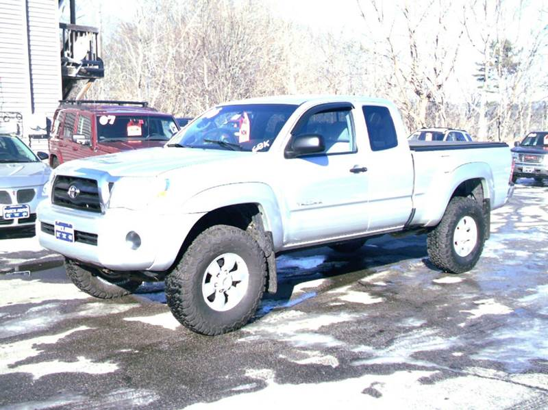 2006 toyota tacoma base 4dr access cab 4wd sb in concord nh price auto sales. Black Bedroom Furniture Sets. Home Design Ideas