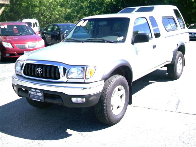 2004 toyota tacoma v6 2dr xtracab 4wd sb in concord bow. Black Bedroom Furniture Sets. Home Design Ideas