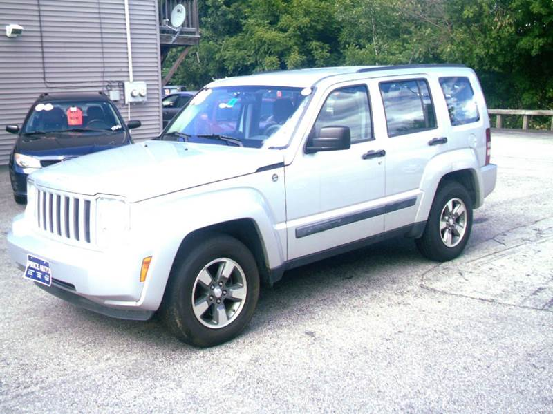 used 2008 jeep liberty for sale. Black Bedroom Furniture Sets. Home Design Ideas