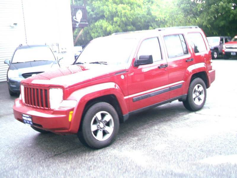 2008 jeep liberty sport 4x4 4dr suv in concord bow. Black Bedroom Furniture Sets. Home Design Ideas