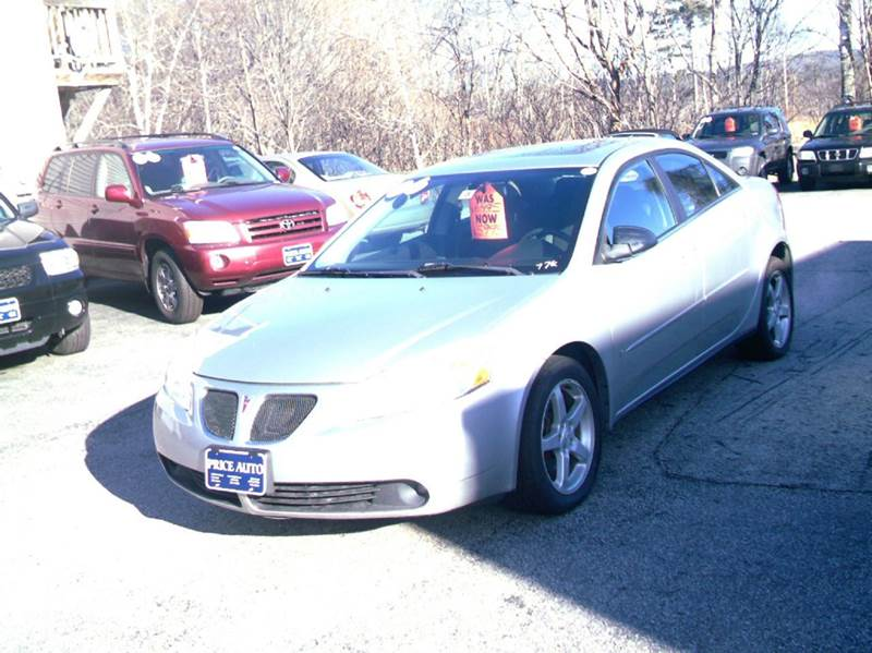 2006 pontiac g6 base 4dr sedan w v6 in concord nh price. Black Bedroom Furniture Sets. Home Design Ideas