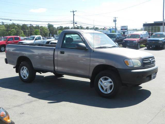 2002 toyota tundra regular cab 2wd in concord bow canterbury price auto sales. Black Bedroom Furniture Sets. Home Design Ideas