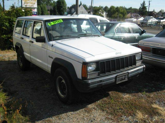 1995 jeep cherokee 4dr se 4wd suv in tacoma wa midland motors llc. Black Bedroom Furniture Sets. Home Design Ideas
