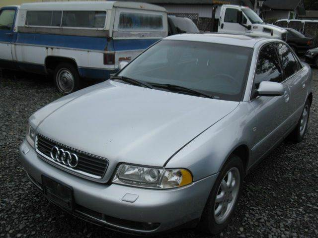 1999 audi a4 awd 4dr 2 8 quattro sedan in tacoma wa. Black Bedroom Furniture Sets. Home Design Ideas