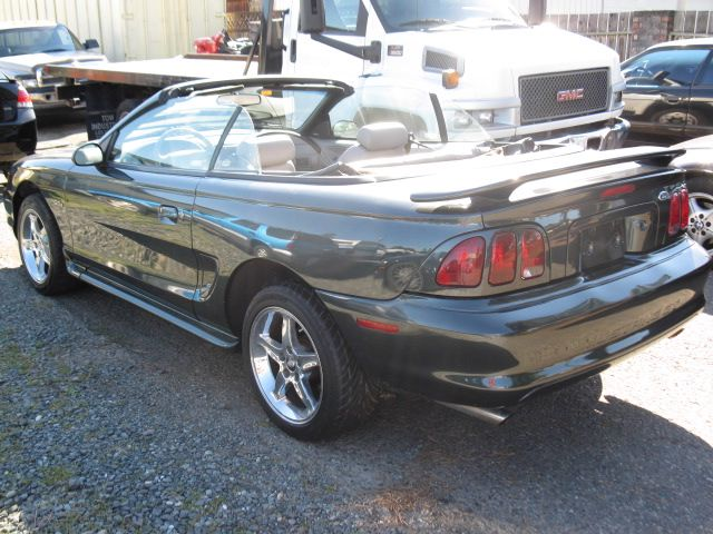 1998 ford mustang gt 2dr convertible in tacoma wa midland motors llc. Black Bedroom Furniture Sets. Home Design Ideas