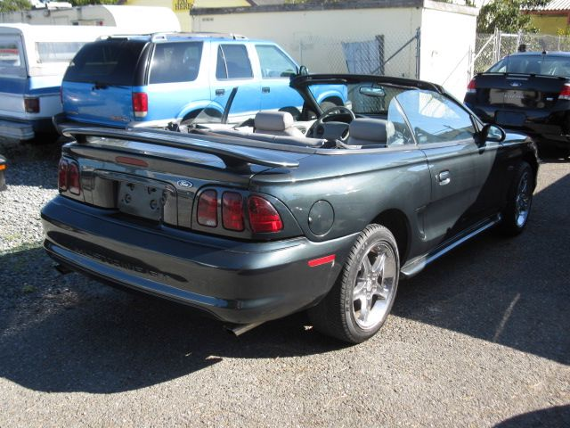 1998 ford mustang gt convertible in tacoma anderson island Anderson motors llc