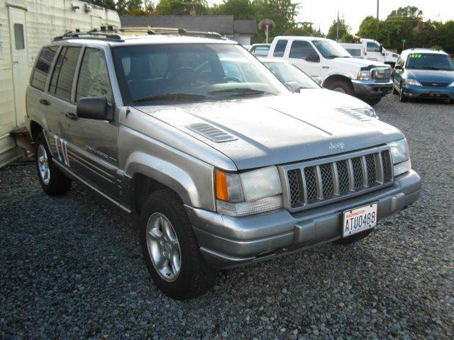 1998 jeep grand cherokee 4dr 5 9 limited 4wd suv in tacoma. Black Bedroom Furniture Sets. Home Design Ideas