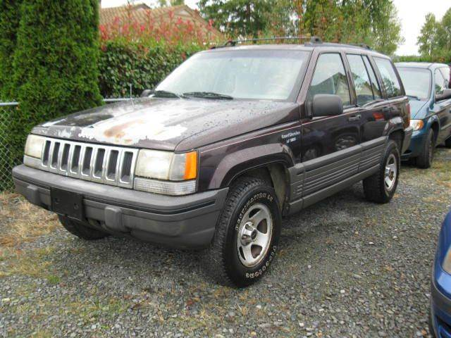 1993 jeep grand cherokee 4dr laredo 4wd suv in tacoma wa midland motors llc. Black Bedroom Furniture Sets. Home Design Ideas