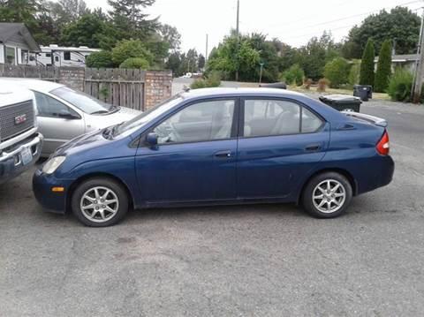 2002 Toyota Prius for sale in Tacoma, WA