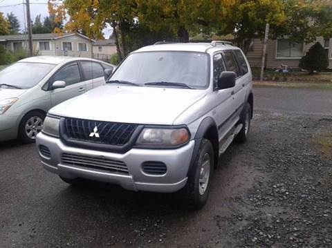 2003 Mitsubishi Montero Sport for sale in Tacoma, WA