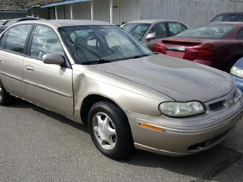 1998 Oldsmobile Cutlass for sale in Coeur D Alene, ID