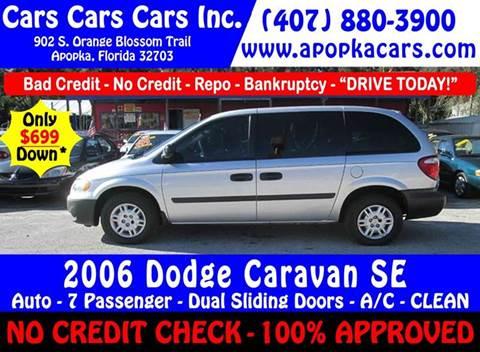 2006 Dodge Caravan for sale in Apopka, FL