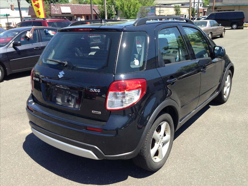 2007 suzuki sx4 crossover awd 4dr crossover 4a w rally. Black Bedroom Furniture Sets. Home Design Ideas