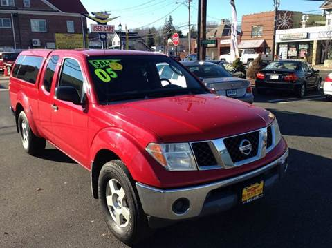 2005 nissan frontier for sale connecticut. Black Bedroom Furniture Sets. Home Design Ideas