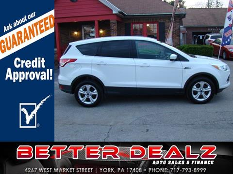 Ford Used Cars Pickup Trucks For Sale York Better Dealz Auto Sales