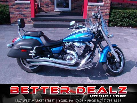 2012 Yamaha V-Star for sale in York, PA