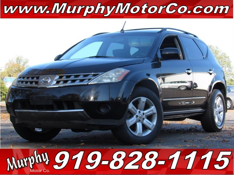 Nissan Murano For Sale In Raleigh Nc