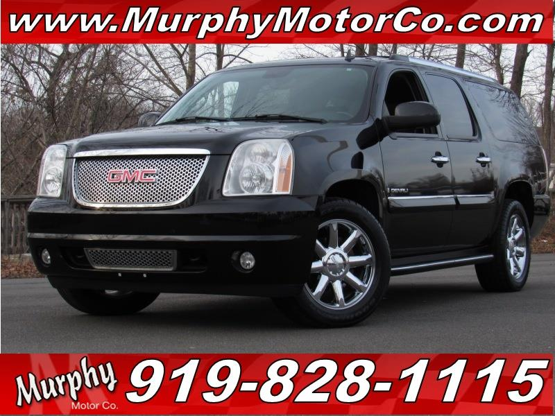 used gmc yukon xl for sale in raleigh nc. Black Bedroom Furniture Sets. Home Design Ideas
