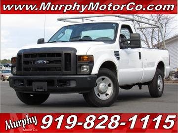 2010 Ford F-250 Super Duty for sale in Raleigh, NC