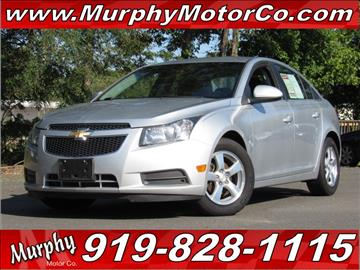 2011 Chevrolet Cruze For Sale North Carolina