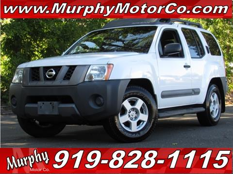 2005 Nissan Xterra for sale in Raleigh, NC