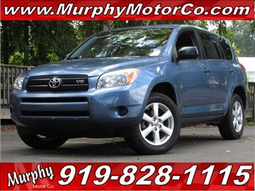 2008 Toyota RAV4 for sale in Raleigh, NC