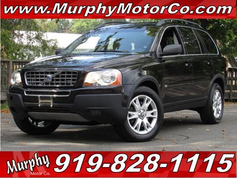 2005 Volvo XC90 for sale in Raleigh, NC