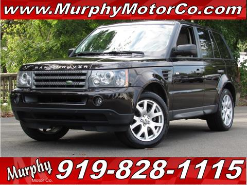 2009 Land Rover Range Rover Sport for sale in Raleigh, NC