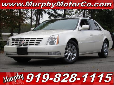 2011 Cadillac DTS for sale in Raleigh, NC