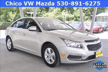 2016 Chevrolet Cruze Limited for sale in Chico, CA
