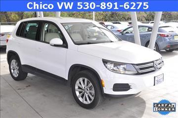 2014 Volkswagen Tiguan for sale in Chico, CA