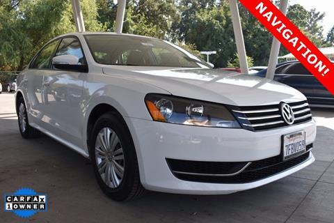2014 Volkswagen Passat for sale in Chico, CA