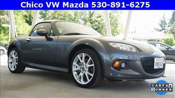 2015 Mazda MX-5 Miata for sale in Chico, CA