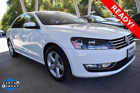 2015 Volkswagen Passat for sale in Chico, CA