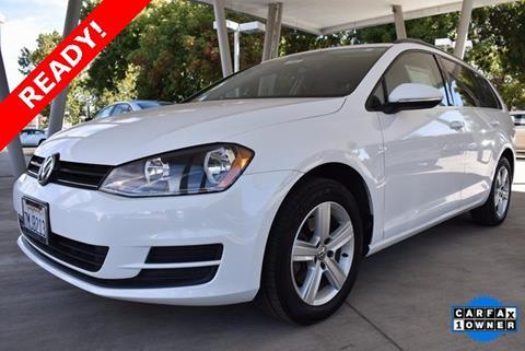 2015 Volkswagen Golf SportWagen for sale in Chico, CA