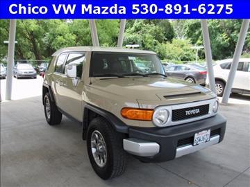 2011 Toyota FJ Cruiser for sale in Chico, CA
