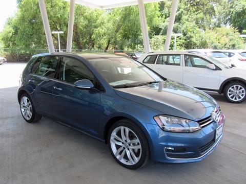 2015 Volkswagen Golf for sale in Chico, CA