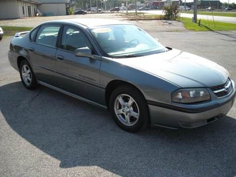 2004 Chevrolet Impala for sale in Bluffton, IN